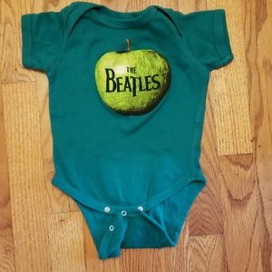 Beatles onsie